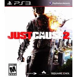 Just Cause 2 Ps3 19,900.00 playstation 3 juegos digitales ps3