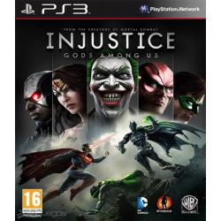 Injustice: Gods Among Us - Ultimate Edition Ps3 19,900.00 playstation 3 juegos digitales ps3