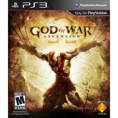 God of War: Ascension Ps3 19,900.00 playstation 3 juegos digitales ps3