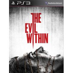 The Evil Within Ps3 24,900.00 playstation 3 juegos digitales ps3