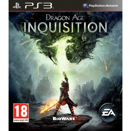 Dragon Age: Inquisition Ps3 19,900.00 playstation 3 juegos digitales ps3