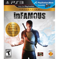 InfAMOUS Collection Ps3 24,900.00 playstation 3 juegos digitales ps3