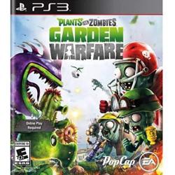 Plants vs. Zombies Garden Warfare Ps3 19,900.00 playstation 3 juegos digitales ps3