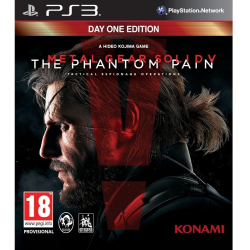 Metal Gear Solid V: The Phantom Pain Ps3 19,900.00 playstation 3 juegos digitales ps3