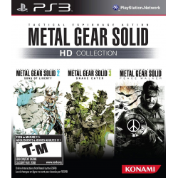 Metal Gear Solid HD Collection Ps3 29,900.00 playstation 3 juegos digitales ps3