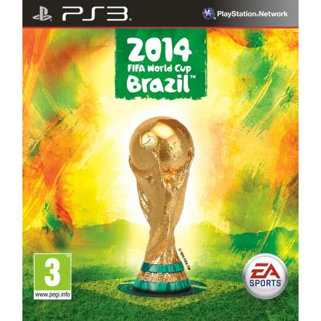 FIFA World Cup Brazil 2014 Ps3 9,900.00 playstation 3 juegos digitales ps3