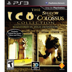 Ico and Shadow of the Colossus: The Collection Ps3 24,900.00 playstation 3 juegos digitales ps3