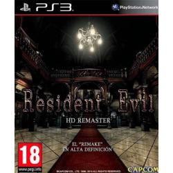 Resident Evil: HD Remaster Ps3 19,900.00 playstation 3 juegos digitales ps3