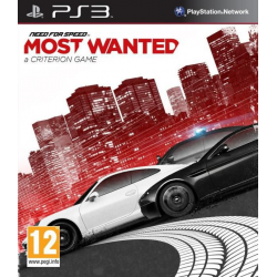 Need for Speed Most Wanted Ps3 19,900.00 playstation 3 juegos digitales ps3