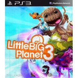 Little Big Planet 3 Ps3 19,900.00 playstation 3 juegos digitales ps3