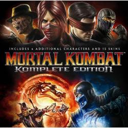 Mortal Kombat: Komplete Edition Ps3 19,900.00 playstation 3 juegos digitales ps3