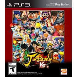 J-Stars Victory Vs+ Ps3 29,900.00 playstation 3 juegos digitales ps3