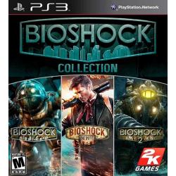 BIOSHOCK TRILOGY PACK Ps3 39,900.00 playstation 3 juegos digitales ps3