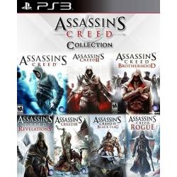 Assassin's Creed: Definitive Collection (7 juegos) Ps3 49,900.00 product_reduction_percent playstation 3 juegos digitales ps3