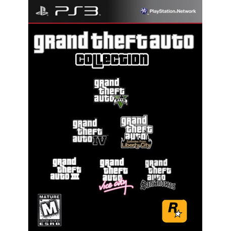 Super Pack Grand Theft Auto Ps3 59,900.00 product_reduction_percent playstation 3 juegos digitales ps3