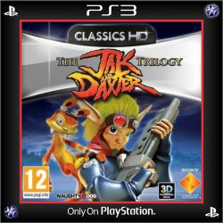 The Jak and Daxter Trilogy Ps3 34,900.00 playstation 3 juegos digitales ps3
