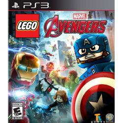 LEGO® Marvel Avengers Ps3 29,900.00 playstation 3 juegos digitales ps3