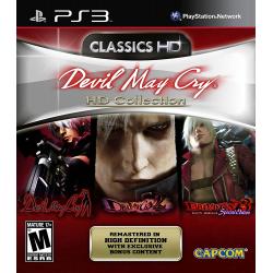 Devil May Cry HD Collection Ps3 24,900.00 playstation 3 juegos digitales ps3