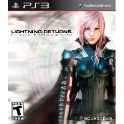 LIGHTNING RETURNS: FINAL FANTASY XIII Ps3 29,900.00 playstation 3 juegos digitales ps3