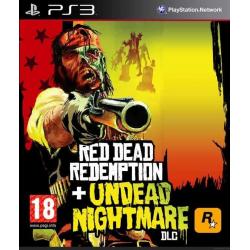 Red Dead Redemption + Undead Nightmare Collection Ps3 39,900.00 playstation 3 juegos digitales ps3