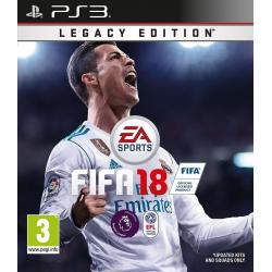 FIFA 18 Legacy Edition Ps3 9,900.00 playstation 3 juegos digitales ps3