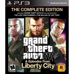 Grand Theft Auto 4: The Complete Edition Ps3 39,900.00 playstation 3 juegos digitales ps3