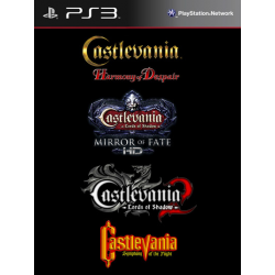 Castlevania Collection Ps3 39,900.00 playstation 3 juegos digitales ps3