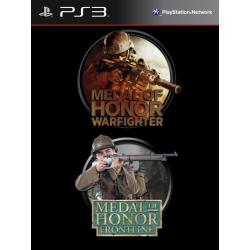 Medal of Honor Collection Ps3 29,900.00 playstation 3 juegos digitales ps3