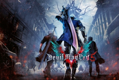 Espectacular gameplay de Devil May Cry 5