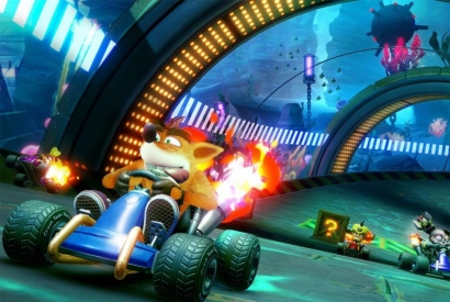 Crash Team Racing: Nitro Fueled: personalización de karts