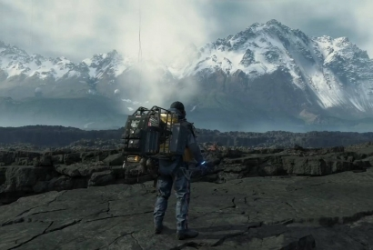 Así se juega Death Stranding - 50 minutos en vídeo de puro gameplay